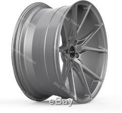 Roues Alliage 19 Vitesse pour Audi A6 C7 A8 Q5 Q7 5x112 Coupé Tt Cabriolet Wr
