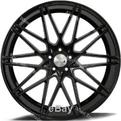 Roues Alliage 20 1AV ZX4 pour Audi A6 C7 A8 Q5 Q7 5x112 Coupé Tt Cabriolet GB