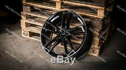 Roues Alliage 20 Targa TG3 pour Audi A4 B5 B7 B8 B9 Saloon A5 Coupé Cabriolet