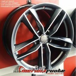 Rs6 Kit De Publicité 4 Roues En Alliage Da 20 Et25 X Audi A5 Cabrio Coupe S5 Rs5