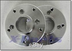 SCC disques d'Adaptateur 4X100 auf 5X130 20mm AUDI 50 80 90 Coupé Cabriolet