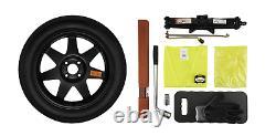 SPACE SAVER WHEEL & TYRE Kit Pour Audi A4 Cabriolet Avant A6 Allroad Q2 Coupé Tt