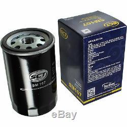 Sketch D'Inspection Filtre Liqui Moly Huile 6L 5W-40 pour VW Golf I Cabriolet