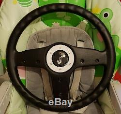 Volant BBS Bois Steering Wheel Wood Lenkrad VW AUDI BMW MERCEDES COUPÉ CABRIOLET
